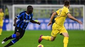 Romelu Lukaku dell'Inter. Goal