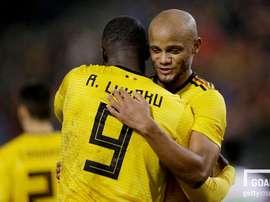 Novidades na Bélgica. Goal