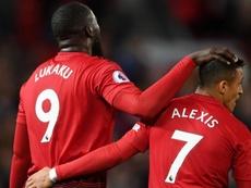 Sanchez hails Lukaku