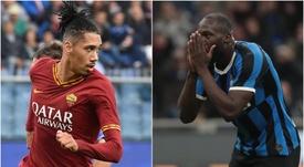 Roma criticise Italian newspaper for 'Black Friday' headline ahead of Lukaku, Smalling reunion. GOAL