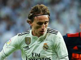 Modric could be on the way out. GOAL