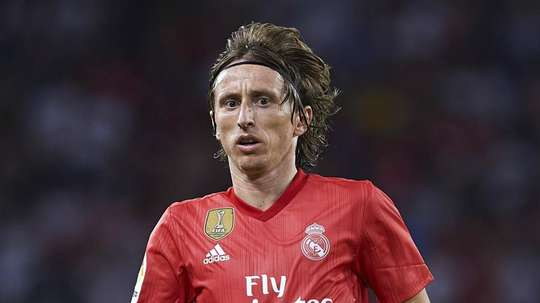 Modric was a star of the World Cup. GOAL