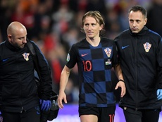 Dalic hopeful of swift Modric recovery