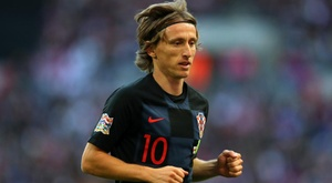 Modric not worried about Ballon d'Or.