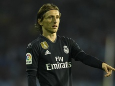 Modric has to be allowed to have bad days. GOAL