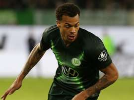 Lukas Nmecha's time at Wolfsburg ended early after failing to score. GOAL