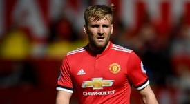 Shaw: I want to be first name on Man United teamsheet