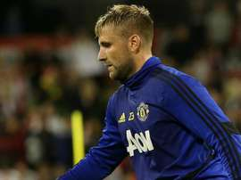 Shaw is back. GOAL