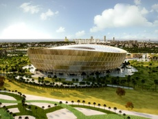 Lusail Stadium will be the venue for the tournament opener and the final. GOAL