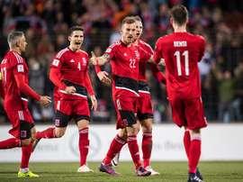 Le Luxembourg connait un temps fort. Goal