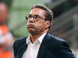 Palmeiras segue sem vencer times de Série A e causa incerteza na briga pelo Brasileiro. AFP