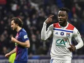 Lyon est qualifié pour les demi-finales. Goal