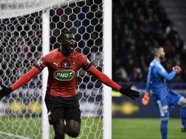 Rennes en finale. Goal