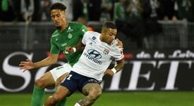 Sainté remporte le derby. Goal