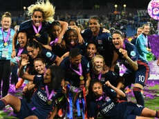 Lyon Women have dominated the top 10 list. Goal