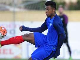 Lys Mousset France U20