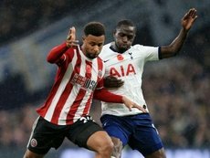 Sissoko baffled by Spurs struggles. GOAL