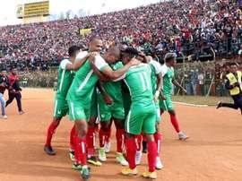 Madagascar est qualifié pour la CAN. AFP