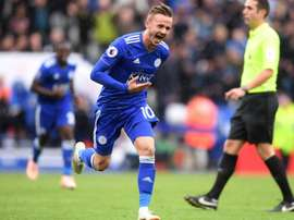 Maddison is dreaming of receiving an England call-up. GOAL