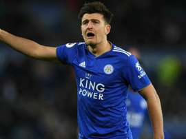 Maguire's manager expects him to stay at Leicester. GOAL