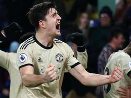 Solskjaer: Warrior Maguire could be fit to face Norwich. GOAL