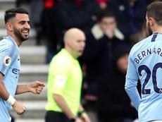 Bernardo Silva e Mahrez nella top ten. Goal