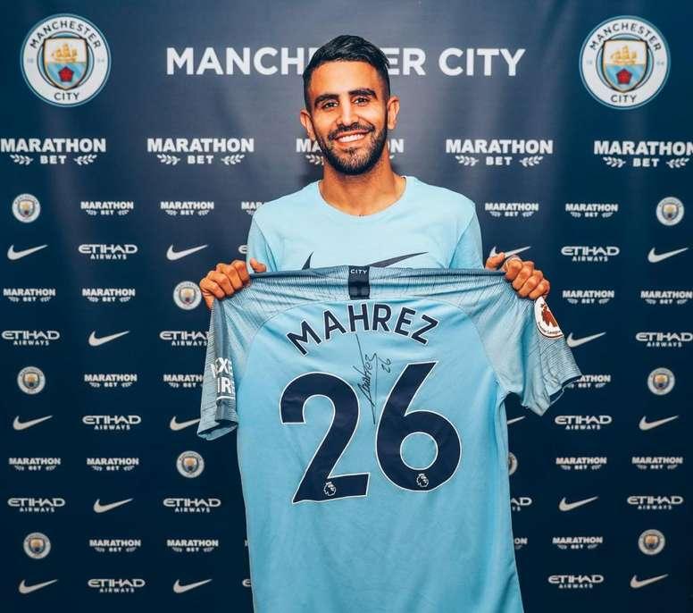 Mahrez, nuova sfida con il City. Goal