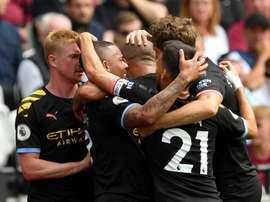 Vittoria del Manchester City sul West Ham. Goal