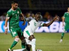 Mahrez et Mané parmi les 30 nominés au joueur africain de l'année. Goal