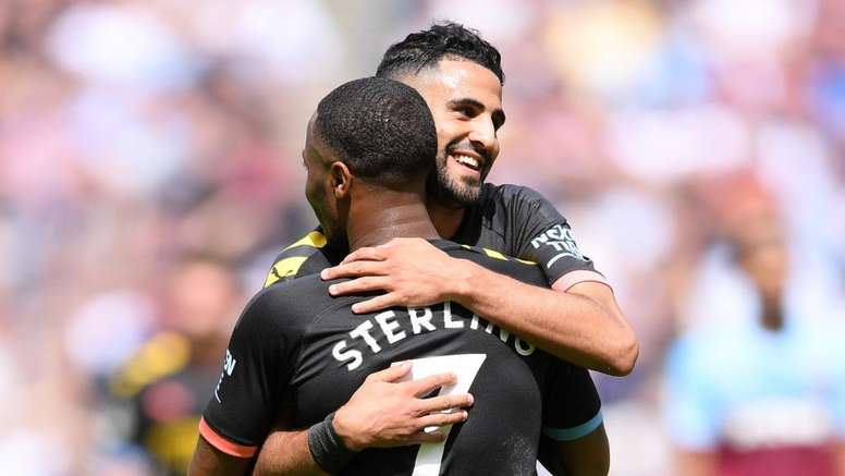 Guardiola delighted with Mahrez enthusiasm, confirms minor Silva problem
