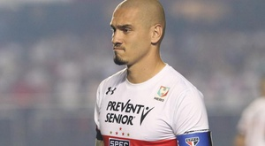 Ex-São Paulo, Maicon é contratado por clube árabe.