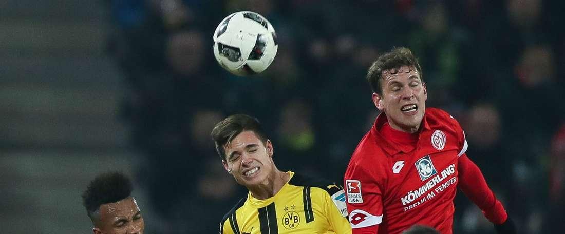 Mainz 05 Borussia Dortmund Mainz 05 Bundesliga
