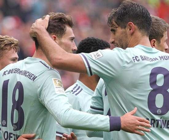 Le Bayern reprend des couleurs. Goal