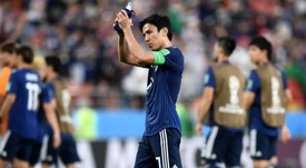 Hasebe wants Japan to beat Poland. GOAL