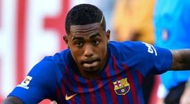 Malcom Barcelona 2018-19. Goal