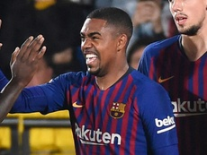 Malcom está na lista de negociáveis do Barcelona. Goal