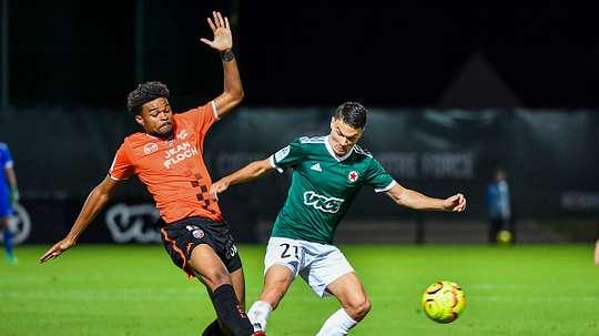 Edjouma veut rejoindre Paris. Goal