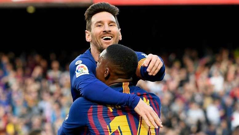 'Je n'oublierai pas mon passage au Barça'. Goal
