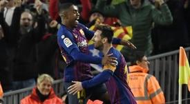 Malcom se confie sur le Barça et Messi. Goal