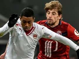 Xeka était en manque de temps de jeu à Lille. Goal
