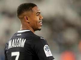 Malcom ia para Roma, mas acabou em Barcelona