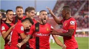 Mallorca squeezed through against Albacete. GOAL