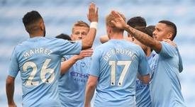 Une performance 5 étoiles de Manchester City. GOAL
