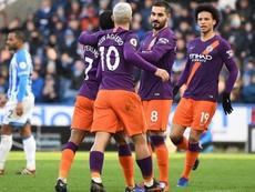 City engrange une nouvelle victoire. Goal