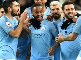 City a gagné. Goal