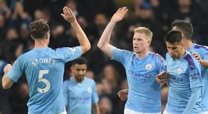 Manchester City - De Bruyne se voit comme un leader après sa prestation contre Chelsea. AFP