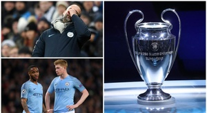 Ligue des Champions - Le TAS annule l'exclusion de Manchester City. AFP