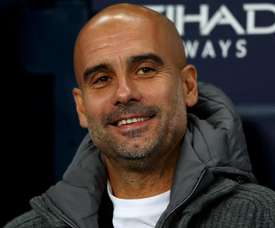 Manchester City Pep Guardiola. Goal