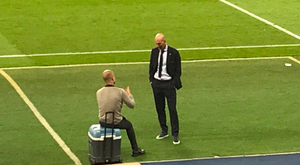 Guardiola évoque sa discussion avec Zidane. GOAL