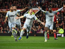 Manchester United-Derby County 9-10 d.c.r.: Lampard elimina Mourinho